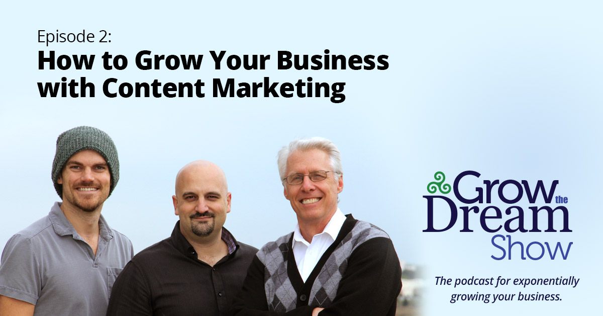 #2 How to Start Growing Your Business with Content Marketing