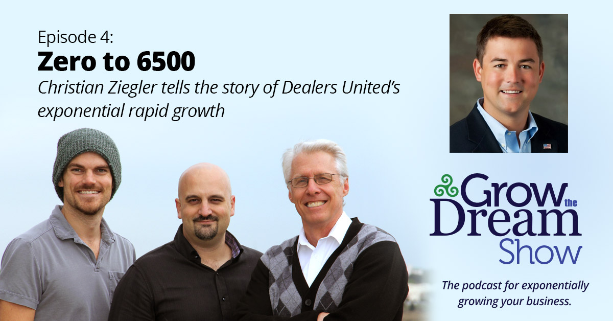 #4 From 0 to 6,500: Dealers United's Exponential Growth Story