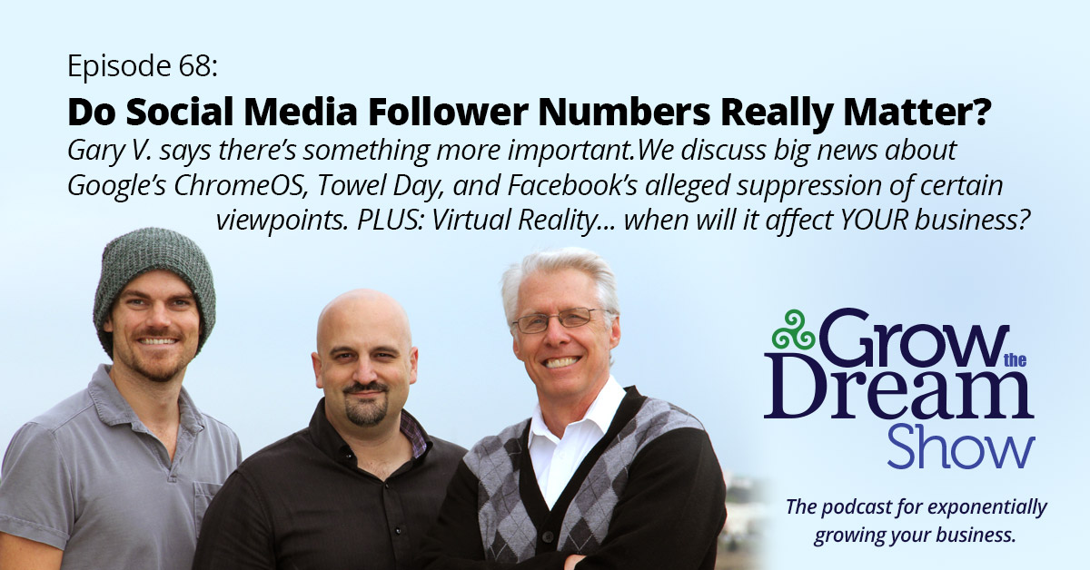 #68 Do Social Media Follower Numbers Really Matter?